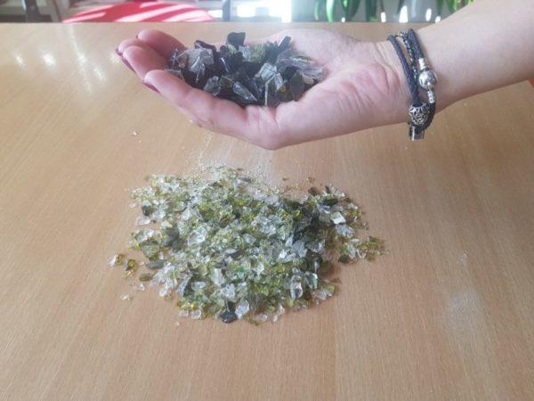 Crushed glass – Granulation <= 6mm